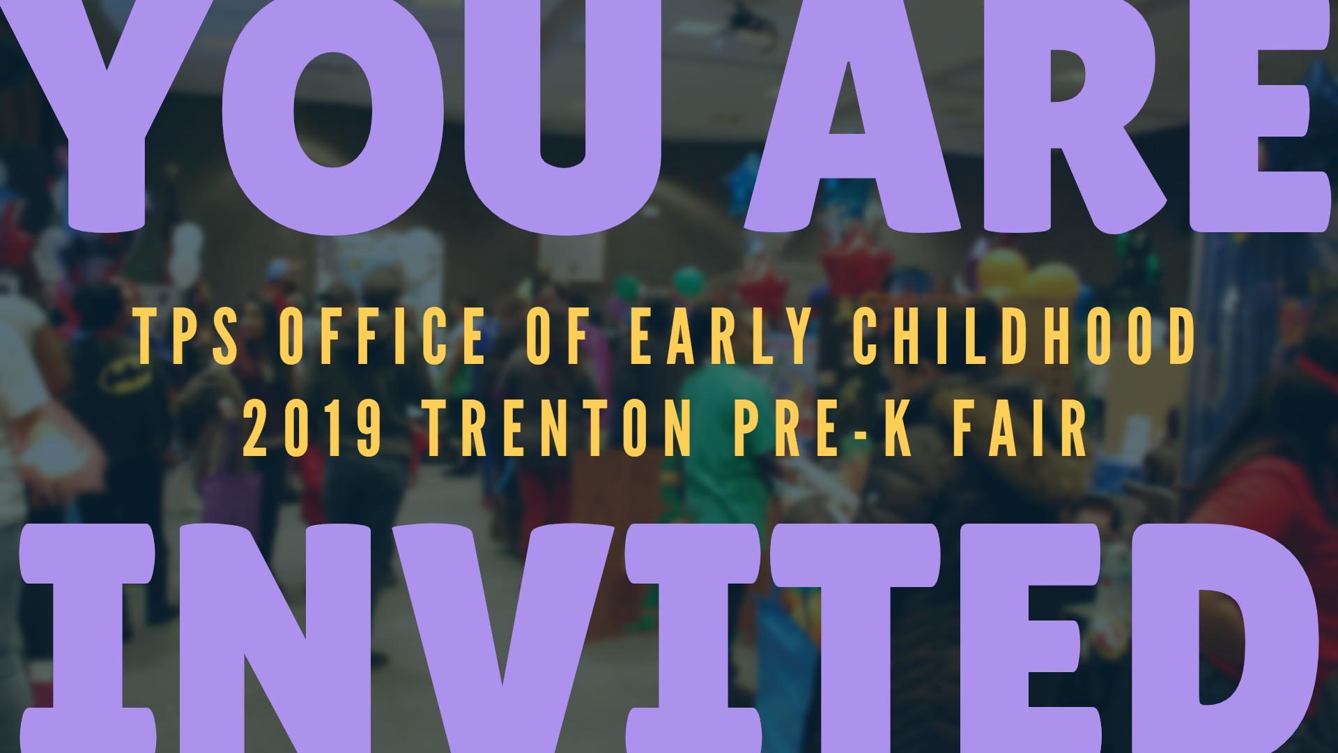 TPS 2019 Pre-K Fair